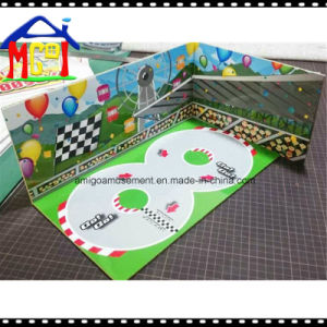 Minicar for Kid′s Fun Battery Racing Q-Train Car Kiddie Ride pictures & photos