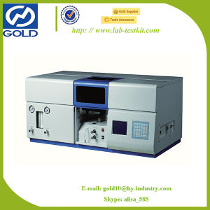 Atomic Absorption Spectrometer for Metal Elements Analysis pictures & photos