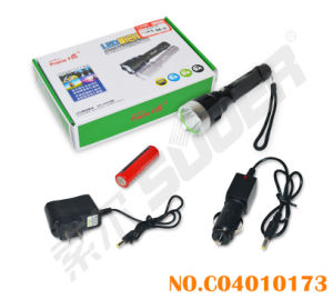 Suoer Whole Sets LED Strong Light Torch pictures & photos