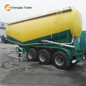 Dry Bulker Cement Tank Semi Trailer, Bulk Cement Bulker pictures & photos