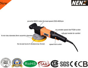 Nenz AC Polisher 800W 6-Variable Speed 6 Inch Car Polisher (NZ-20) pictures & photos