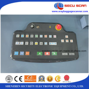 Steel Penetration 34mm X Ray Scanner Machine for Airport, School, Prison pictures & photos