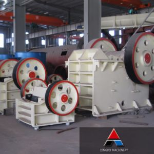 Jaw Crusher, Jaw Crusher Machine for Sale with CE pictures & photos