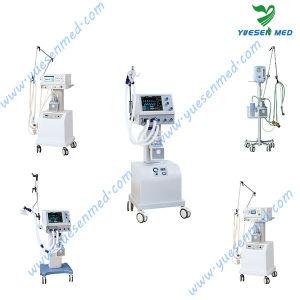 10.4 High-Definition TFT Color LCD Medical Ventilator pictures & photos