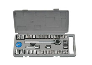Hot Sale-40PC Mini Promotional Socket Tool Kit (FY1040B) pictures & photos