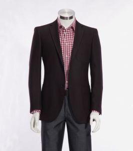 2017 Latest Design Men′s Business Suit, Slim Fit Suits pictures & photos