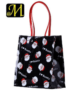 Christmas Promotional Wedding PVC Beach Tote Bag pictures & photos