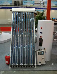 Pressurized Solar Hot Water Heater System (Solar Keymark / EN12976)