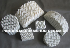 Ceramic Structured Packing for Chemical Filling, Made in China, pictures & photos