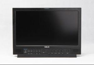 "15.6"" Broadcast Quality Bmcc Bmpcc HD-Sdi HDMI CCTV LCD Monitor"