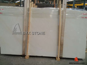 Natural Snow White Marble Big Slab for Vanity Tops pictures & photos