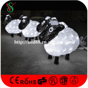Christmas Decoration Lights LED Lamb pictures & photos