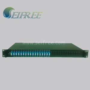 16CH Bi-Directional Fiber Optic DWDM Multiplexer (GPON, GEPON) pictures & photos