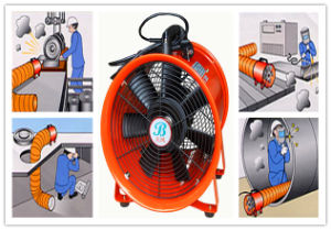 Tuff & Gusty Economy Confined Space Portable Ventilator pictures & photos