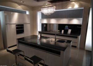 2014 Hottest American Standard Modern Type Modular Kitchen Cabinet pictures & photos