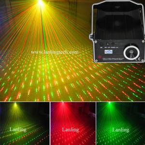 Mini Laser Light Show 12V (L66RGY) pictures & photos