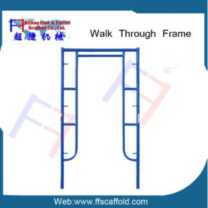 Walk Thru Frame Scaffolding for Sale (FF-B005A) pictures & photos