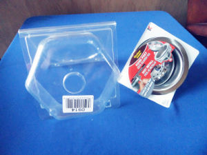 Plastic Packing Box for Floor Drain PVC Clamshell Box for Floor Drain pictures & photos