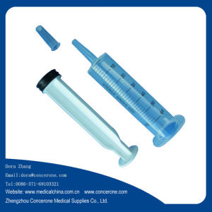 Fixed Male Color Coded Syringe with Ce&ISO Approved 60ml pictures & photos