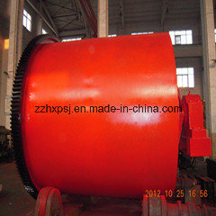 Silica Sand Ceramic Ball Mill, Intermittent Ball Mill with Ceramic Liner pictures & photos