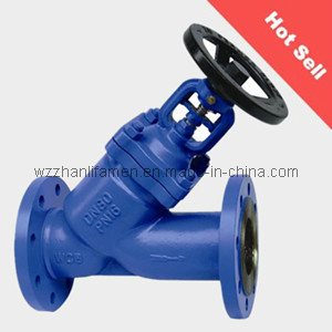 DIN Y-Type Bellows Seal Globe Valves (YWJ41H)