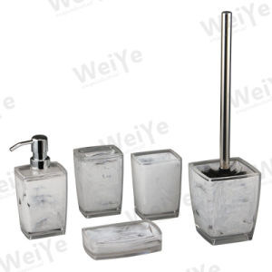 Quadrate Tapered Double Tiers Bathroom Accessory
