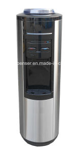 Fashionable Stainless Steel Water Cooler with Child-Safety Lock Faucet pictures & photos