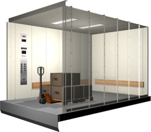 Cargo Elevator for Logistic Center and Factory Warehouse pictures & photos