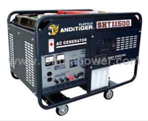 Engine Gx630 Powered Double Cylinders Gasoline Generator for Honda 10kw pictures & photos