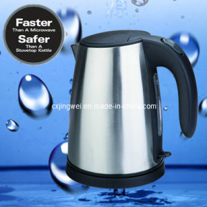 1.7L Automatic Stainless Kettle Electric (KT-S08 brush Polish)