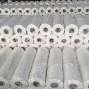 750mm White Silage Wrap Film for Canada pictures & photos