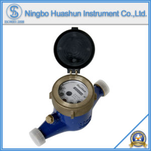 Multi Jet Semi Dry Water Meter pictures & photos