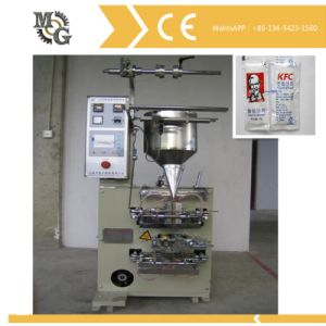 Kfc Potato Paste Packaging Machine pictures & photos