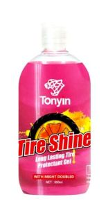 Water Based High Gloss Tyre Gel Tire Shine for Car Care pictures & photos