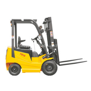 1.5-2.5t Electric Forklift Truck pictures & photos