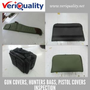 Gun Covers, Hunters Bags, Pistol Covers QC Inspection Service at Danyang, Jiangsu pictures & photos