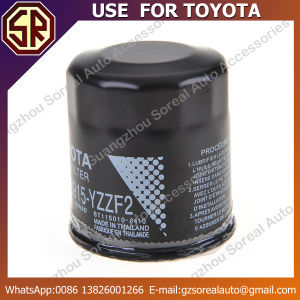 High Quality Auto Oil Filter for Toyota 90915-Yzzf2 pictures & photos