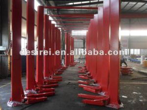 4.5t Two Column Car Hoist Hydraulic Auto Lift with Ce pictures & photos