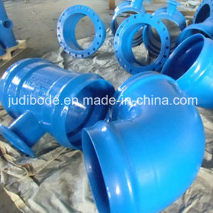 Flanged & Socketed Ductile Iron Fittings for PVC Pipe
