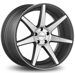 Concave Staggered Alloy Wheel (1759) pictures & photos