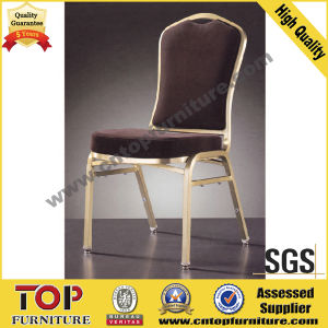 Metal Stacking Strong Banquet Chairs pictures & photos