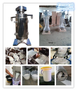 GF Tubular Centrifuge for Vco Separation pictures & photos