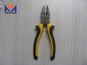 Combination Plier, Double Color Handle pictures & photos