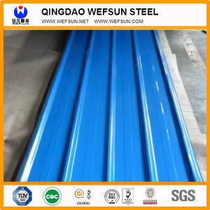 Hot Dipped Galvanized Corrugated Roofing Tile Steel Coil Sheet pictures & photos