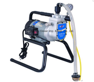 Hyvst Diaphragm Pump Skid Mounted Durable Airless Paint Sprayer Spx1100-210 pictures & photos