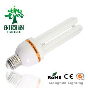 3u 18W T4 8000h Tri-Phosphor Energy Saving Lamp (CFL3UT48Kh) pictures & photos