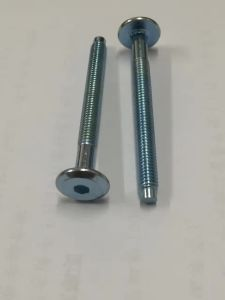 Wafer Head Socket Cap Furniture Screw pictures & photos