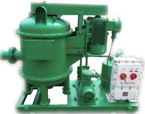 Drilling Fluids Solids Control Vacuum Degasser