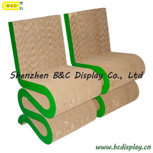 """S"" Paper Stool / Cardboard Chairs (B&C-F013) pictures & photos"