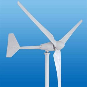 2017 Hot Selling 1kw-3kw Maglev Horizontal Axis Wind Generator pictures & photos